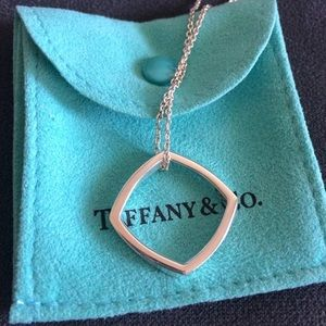 """Tiffany & Co. Frank Gehry """"Torque"""" Necklace"""
